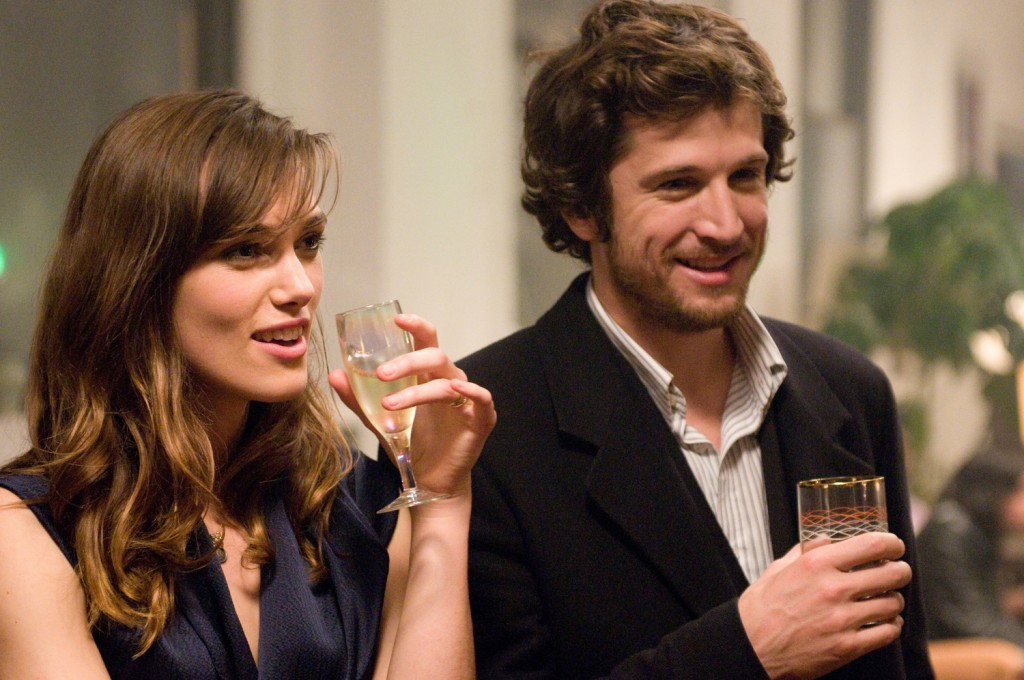 Guillaume Canet, Keira Knightley