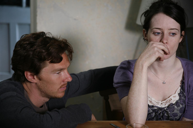 Claire Foy, Benedict Cumberbatch