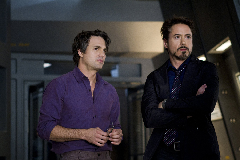 Robert Downey Jr., Mark Ruffalo