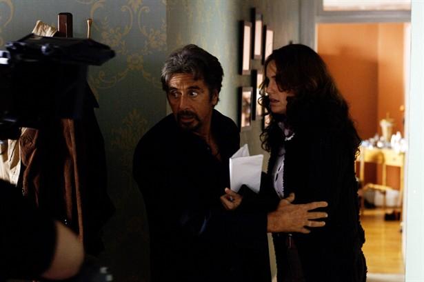 Al Pacino,Amy Brenneman