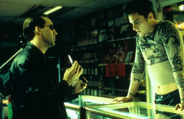 Joaquin Phoenix,Nicolas Cage