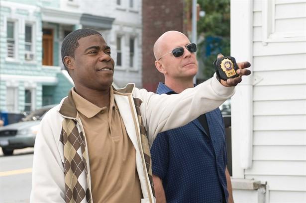 Bruce Willis,Tracy Morgan