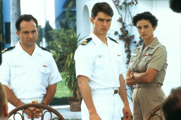Demi Moore,Kevin Pollak,Tom Cruise