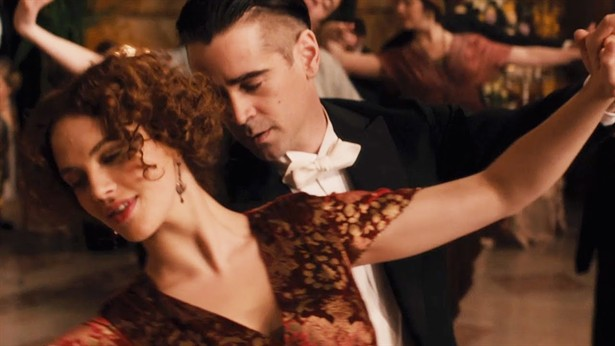 Colin Farrell,Jessica Brown Findlay