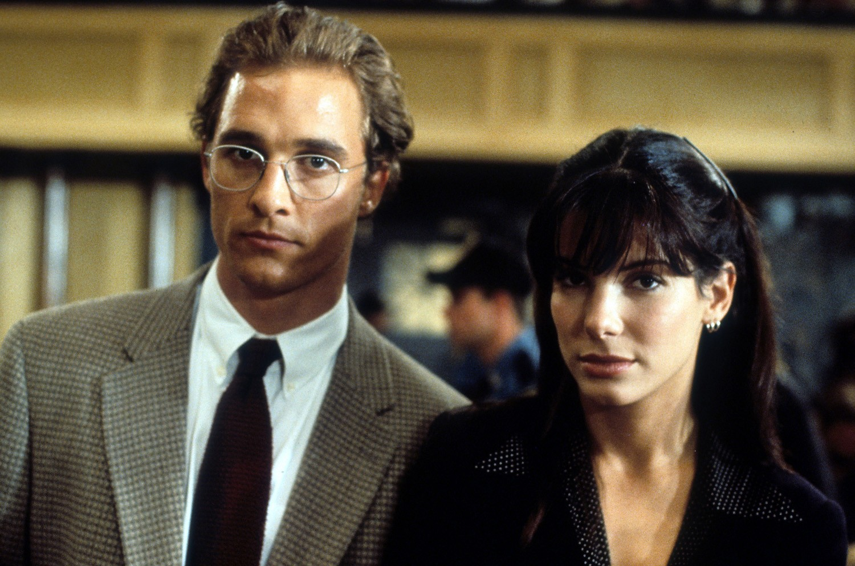 Matthew McConaughey,Sandra Bullock