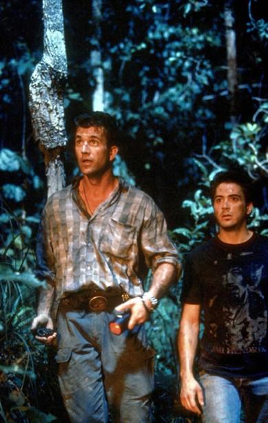 Mel Gibson,Robert Downey Jr.