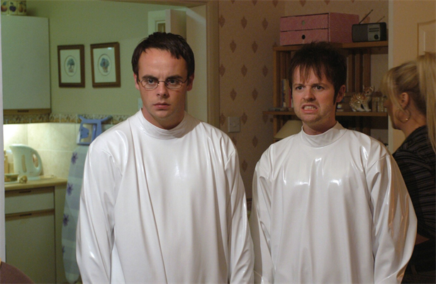 Ant McPartlin,Declan Donnelly