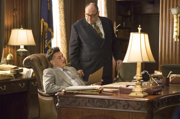 James Gandolfini,Sean Penn