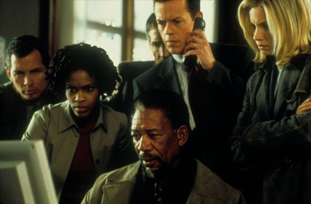 Dylan Baker,Monica Potter,Morgan Freeman