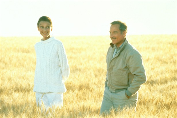 Audrey Hepburn,Richard Dreyfuss