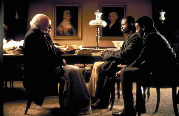 Anthony Hopkins,Djimon Hounsou