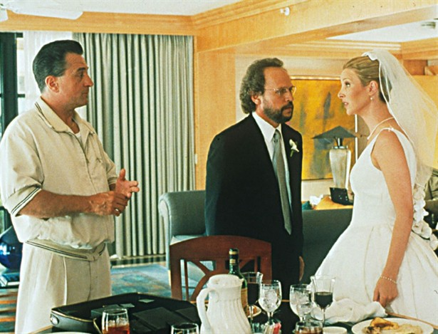 Billy Crystal,Lisa Kudrow,Robert De Niro