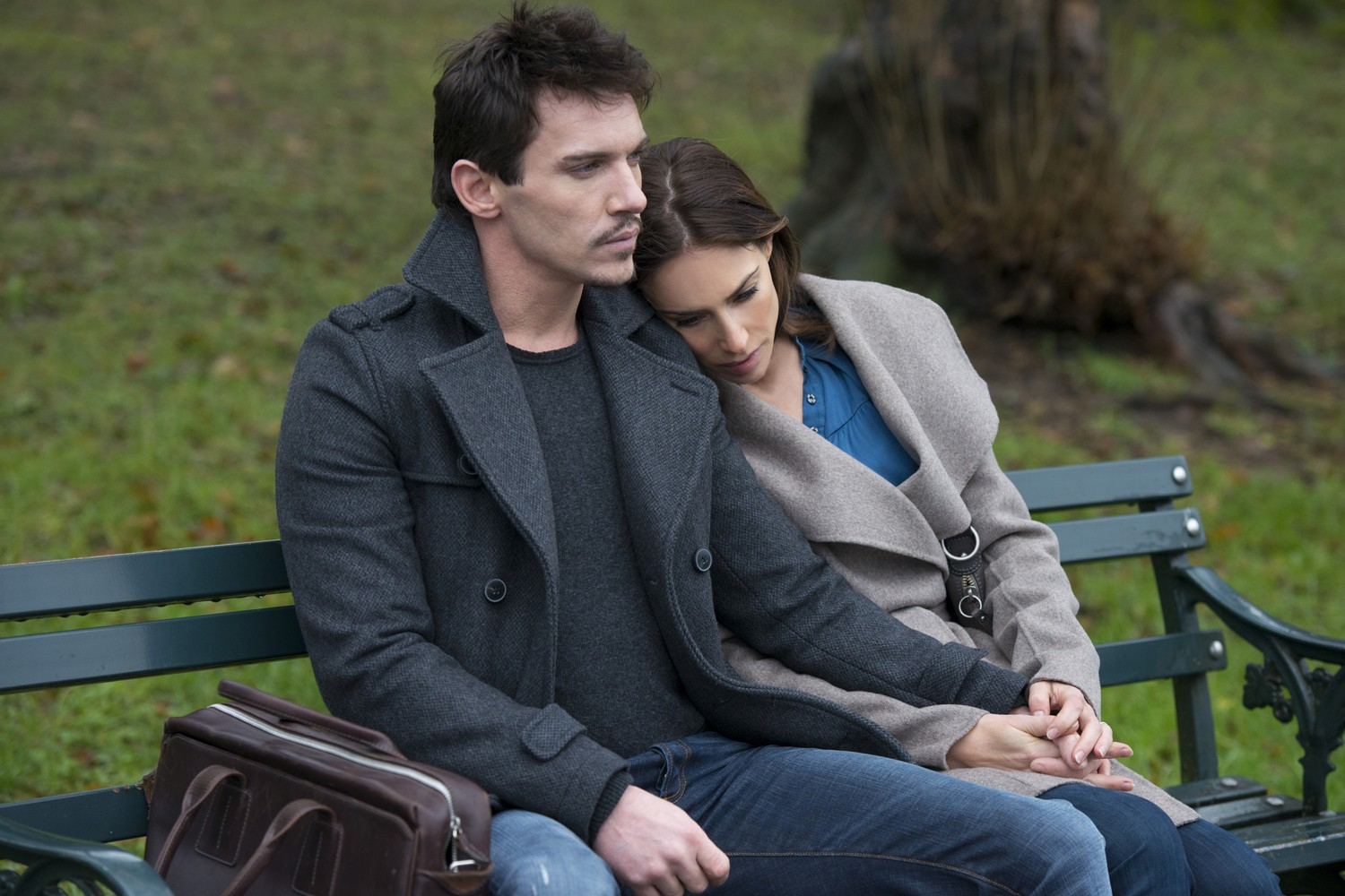 Claire Forlani,Jonathan Rhys Meyers