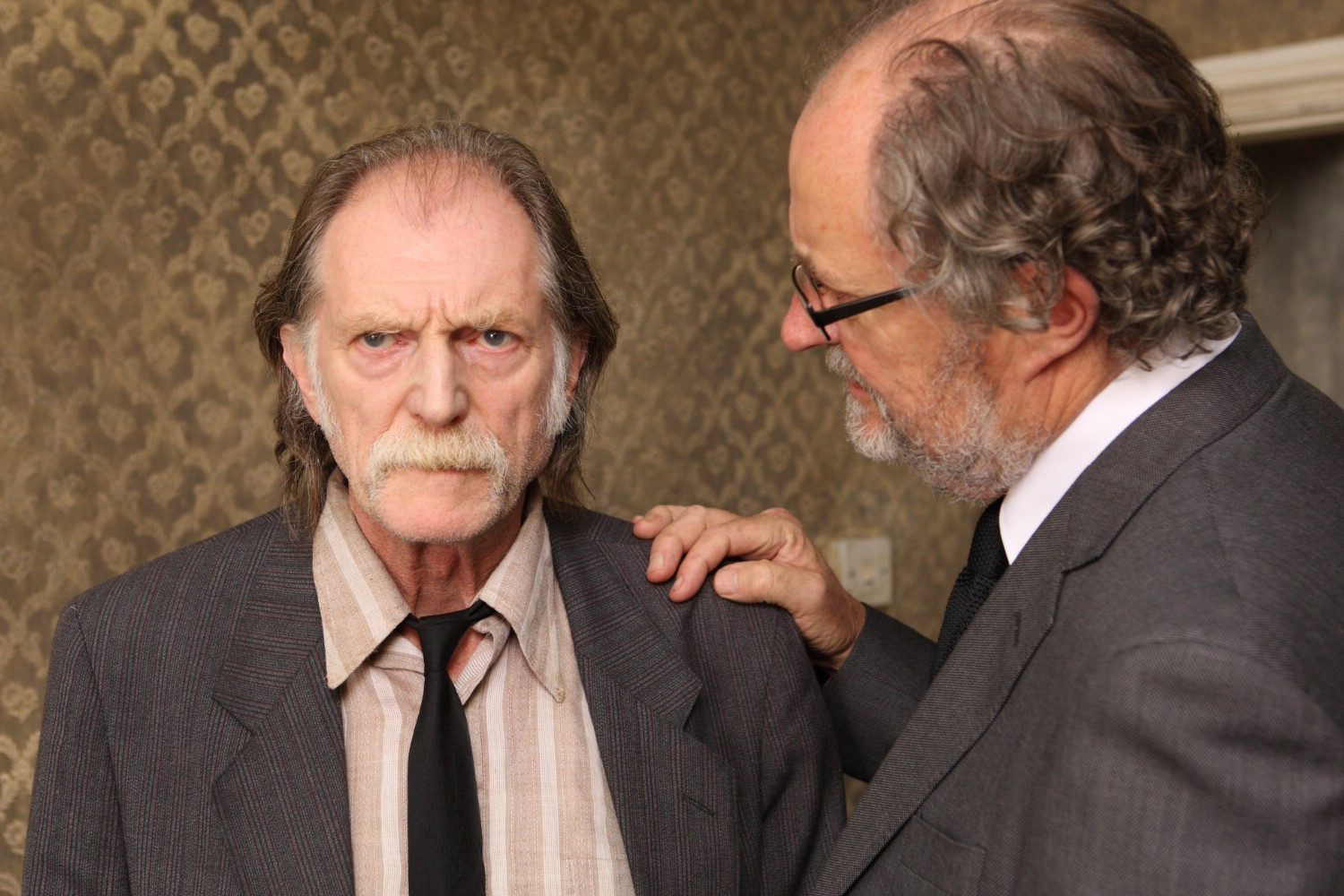 David Bradley,Jim Broadbent