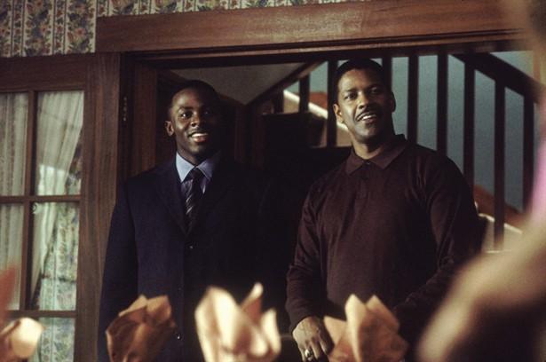 Denzel Washington,Derek Luke