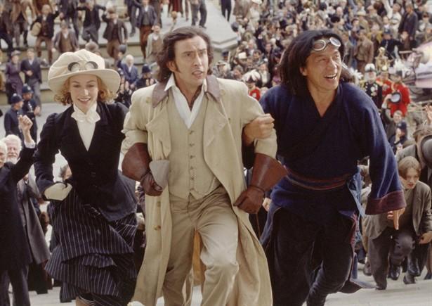 Cecile De France,Jackie Chan,Steve Coogan