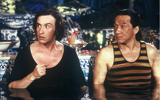 Jackie Chan,Steve Coogan