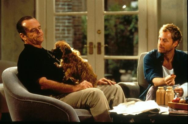 Greg Kinnear,Jack Nicholson