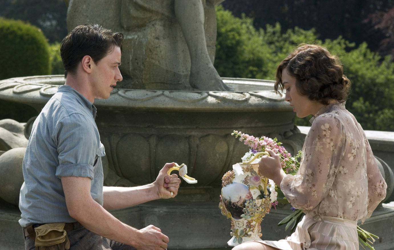 James McAvoy,Keira Knightley