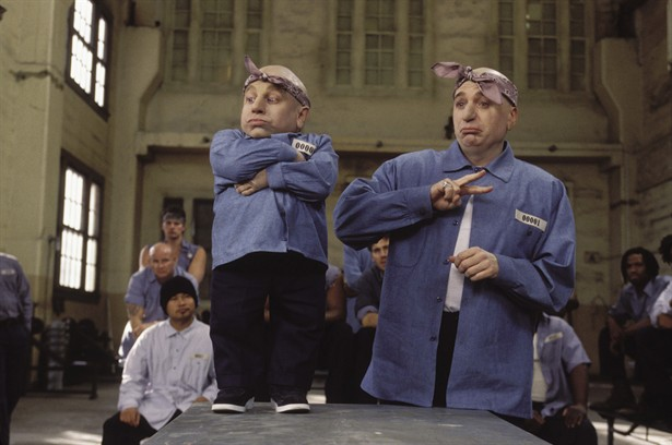 Mike Myers,Verne Troyer