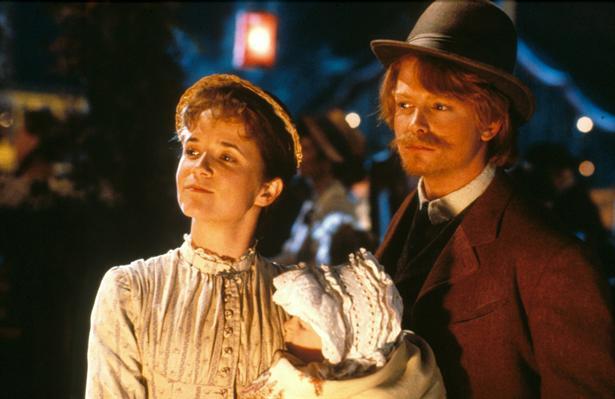 Lea Thompson,Michael J. Fox
