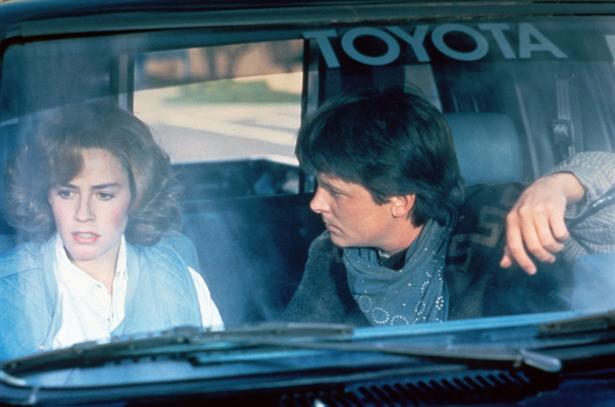 Elisabeth Shue,Michael J. Fox