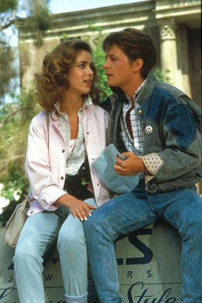Claudia Wells,Michael J. Fox