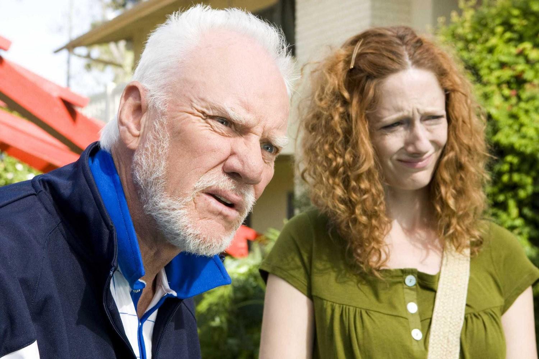 Judy Greer,Malcolm McDowell