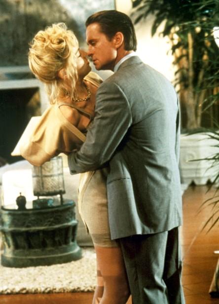 Michael Douglas,Sharon Stone