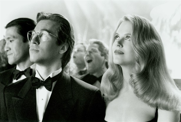 Nicole Kidman,Val Kilmer