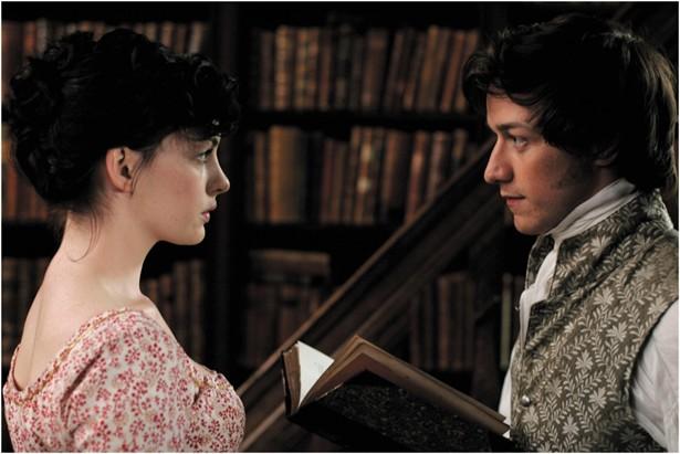 Anne Hathaway,James McAvoy