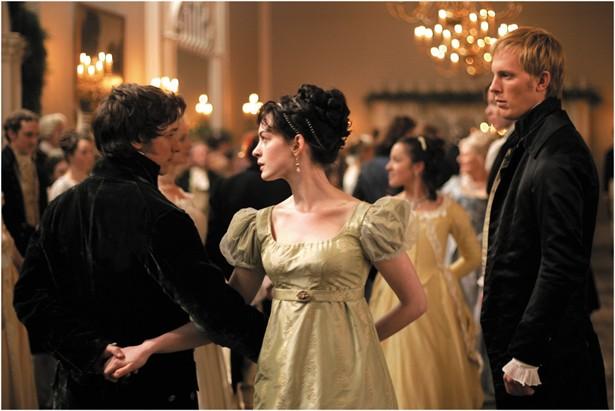 Anne Hathaway,James McAvoy,Laurence Fox