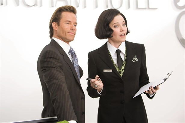 Guy Pearce,Lucy Lawless