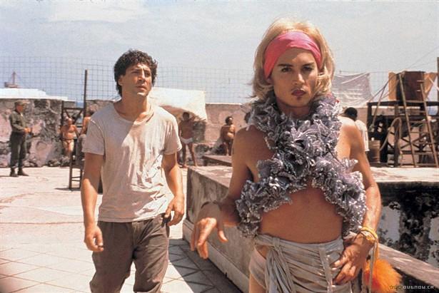Javier Bardem,Johnny Depp