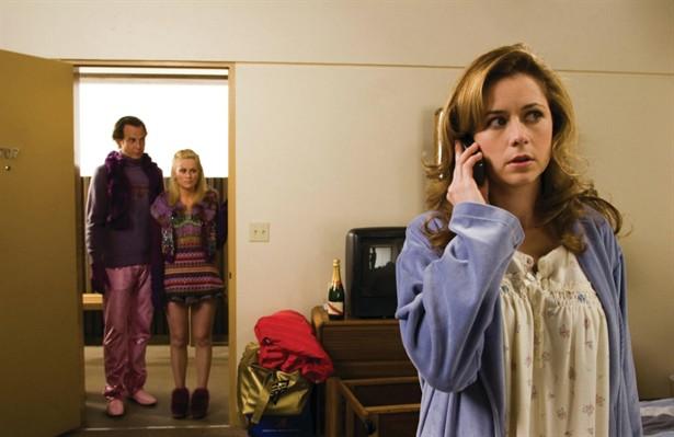 Amy Poehler,Jenna Fischer,Will Arnett