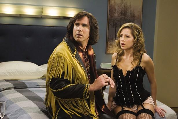 Jenna Fischer,Will Ferrell