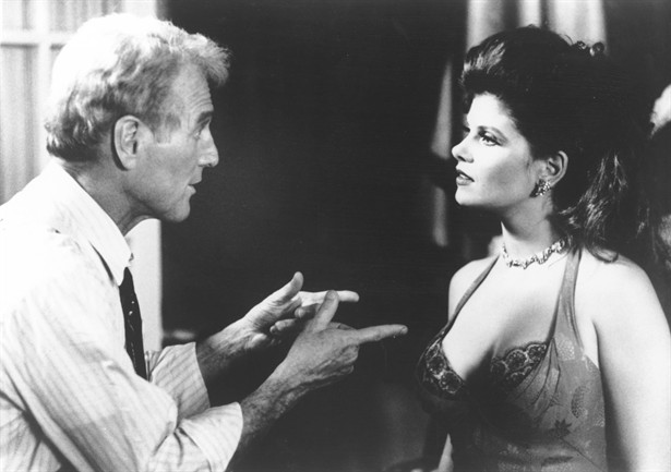 Lolita Davidovich,Paul Newman