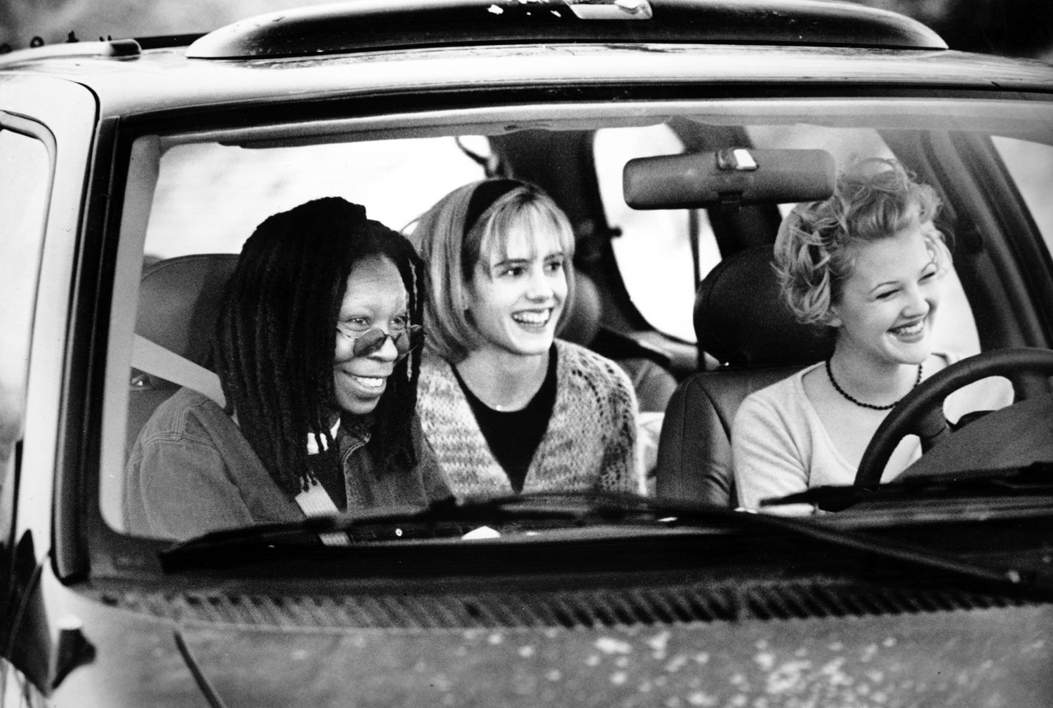 Drew Barrymore,Mary-Louise Parker,Whoopi Goldberg