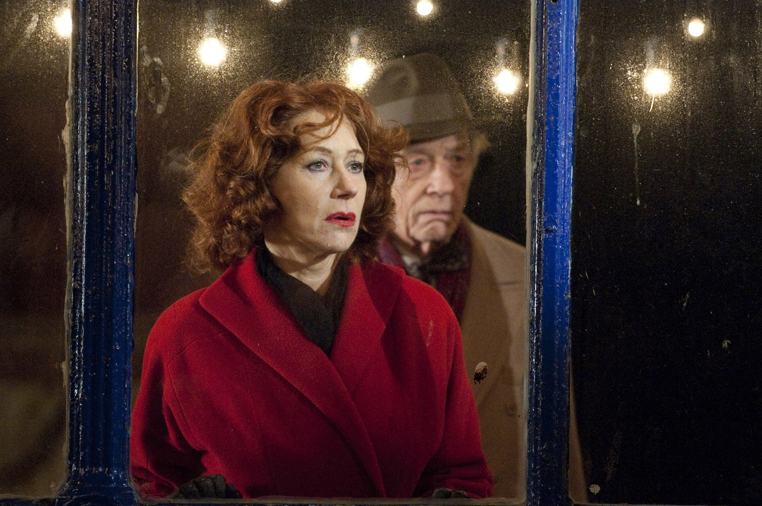 Helen Mirren,John Hurt