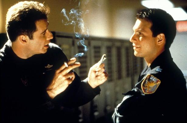 Christian Slater,John Travolta