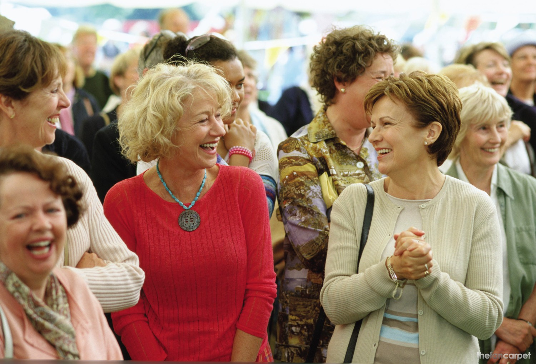 Helen Mirren,Julie Walters