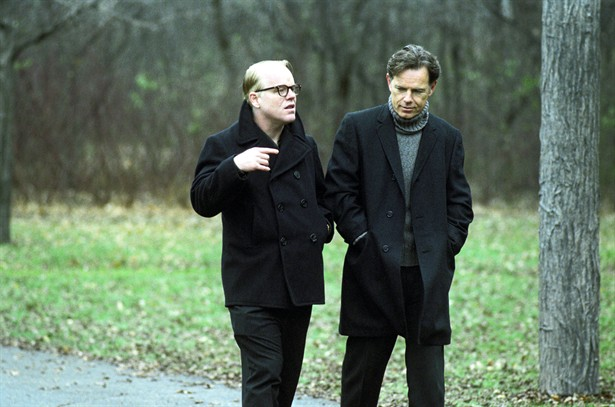 Bruce Greenwood,Philip Seymour Hoffman