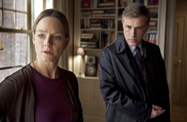 Christoph Waltz,Jodie Foster