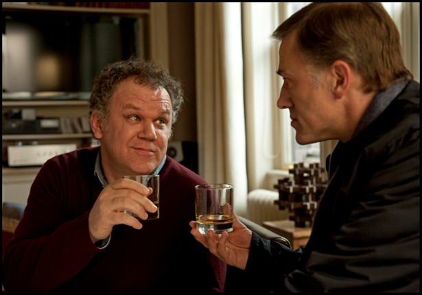Christoph Waltz,John C. Reilly