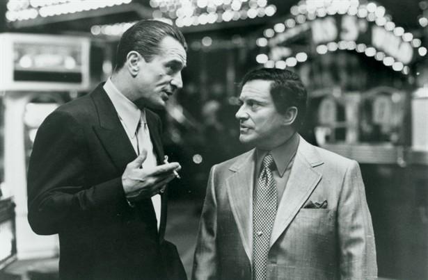 Joe Pesci,Robert De Niro