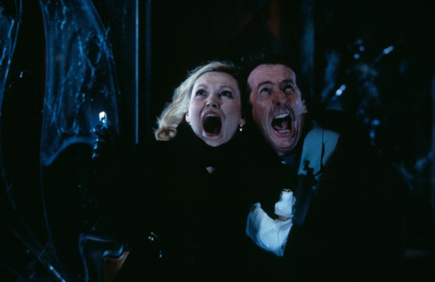 Cathy Moriarty,Eric Idle