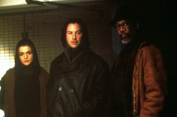 Keanu Reeves,Morgan Freeman,Rachel Weisz