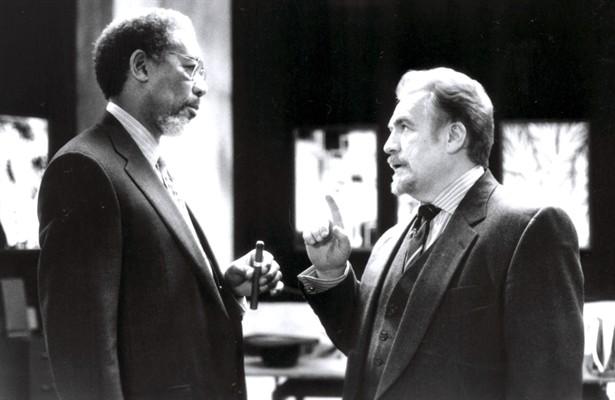 Brian Cox,Morgan Freeman