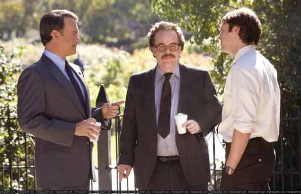 Philip Seymour Hoffman,Tom Hanks