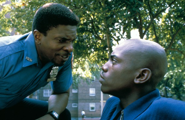 Keith David,Mekhi Phifer